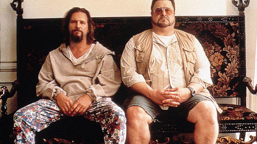 "Jeff Bridges und John Goodman in ""The Big Lebowski"""
