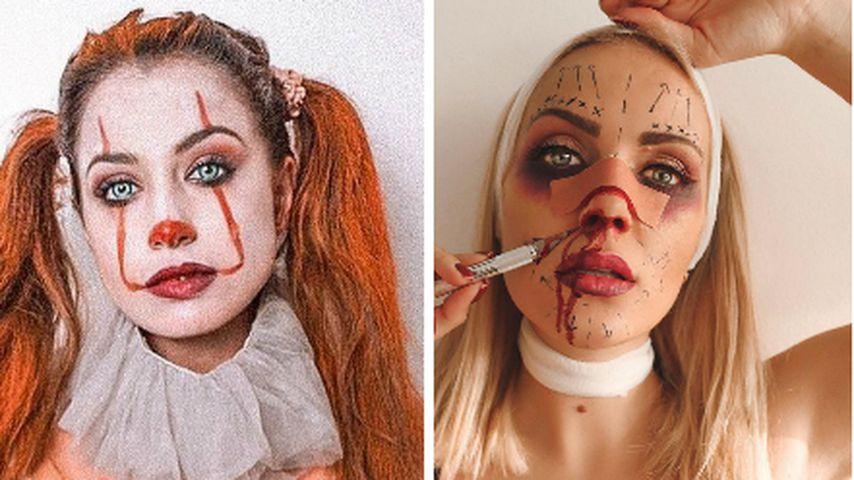 Kein Halloween: Diese Webstars machen dennoch Gruselstimmung