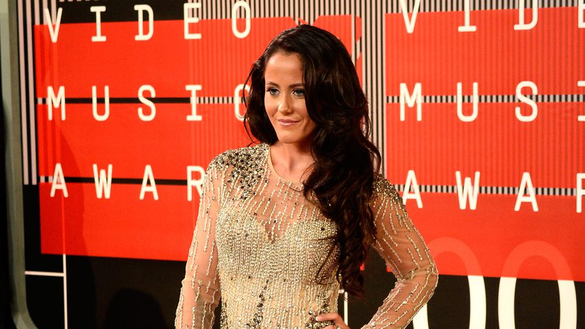 Jenelle Evans bei den MTV Video Music Awards 2015