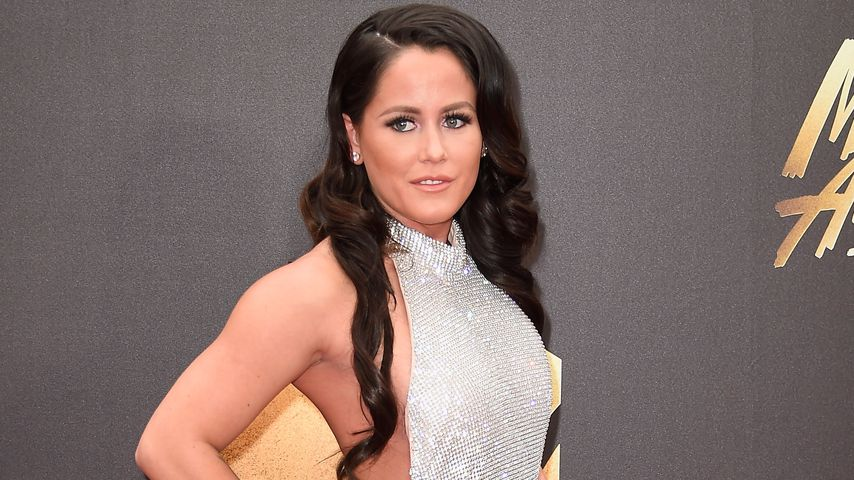 Jenelle Evans im April 2016