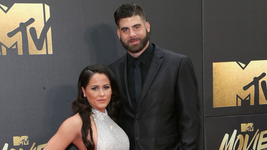 Jenelle Evans und David Eason bei den MTV Movie Awards 2016
