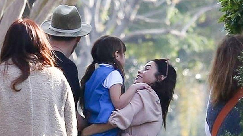 Jenna Dewan mit ihrer Tochter Everly, Januar 2020