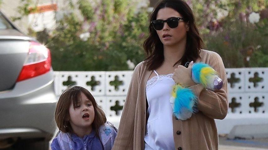 Jenna Dewan und Tochter Everly Tatum