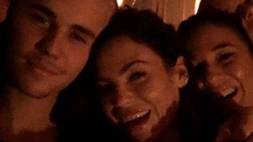 Justin Bieber und Jenna Dewan