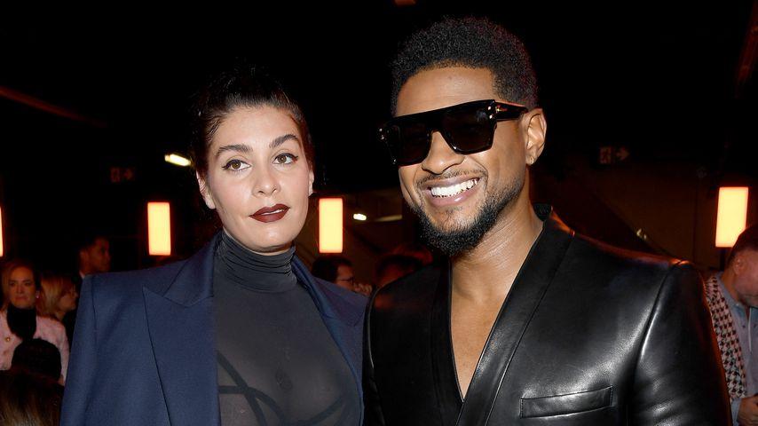Baby Nummer vier: Megastar Usher erwartet erneut Nachwuchs!