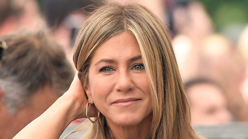 Jennifer Aniston beim Walk of Fame