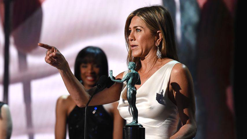 Jennifer Aniston bei den Screen Actors Guild Awards im Januar 2020