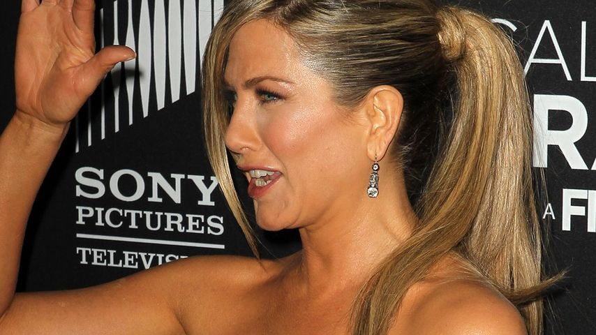 Jennifer Aniston: Die schönsten Arme Hollywoods?