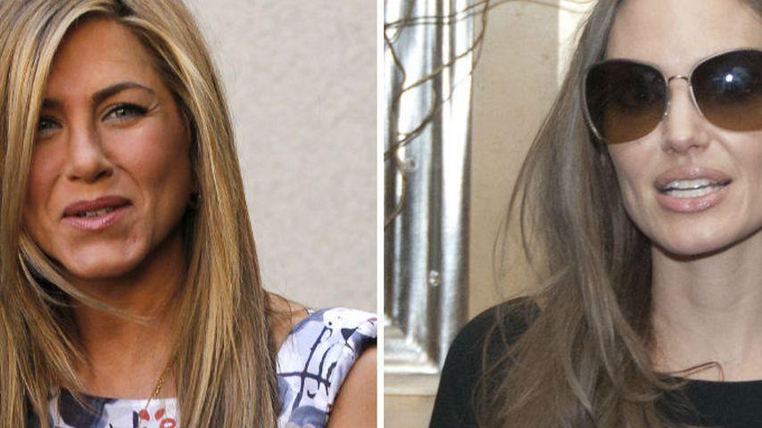 Jennifer Aniston: Endlich Frieden mit Angelina
