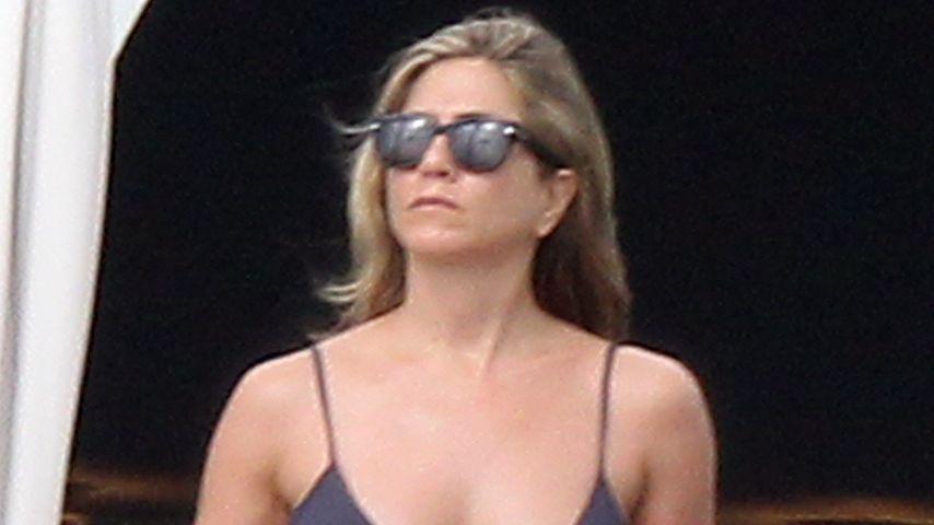 Bikini-Body: Jen Aniston sieht nicht wie 43 aus