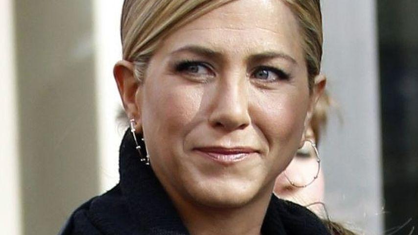 Jennifer Aniston vergnügt sich mit 3 Ex-Freunden