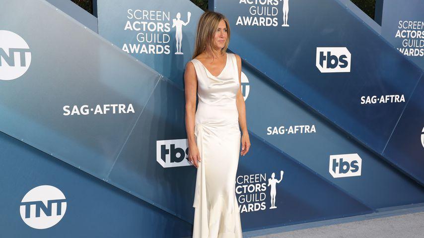 Mit diesen Stars feierte Jennifer Aniston 51. Geburtstag!