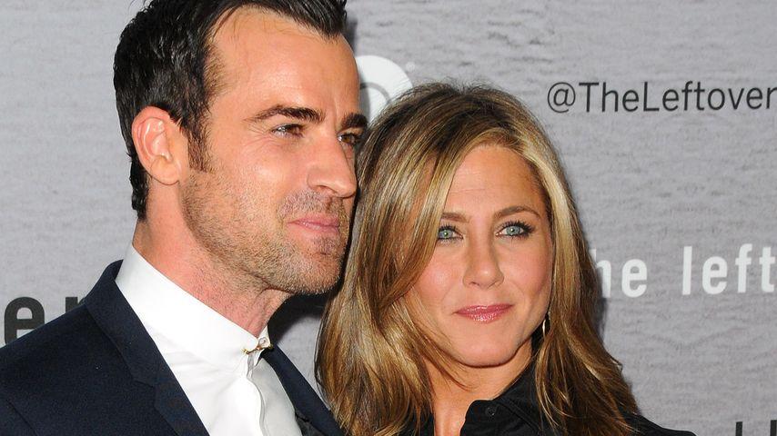 Jennifer Aniston: Der Hochzeitscountdown läuft!