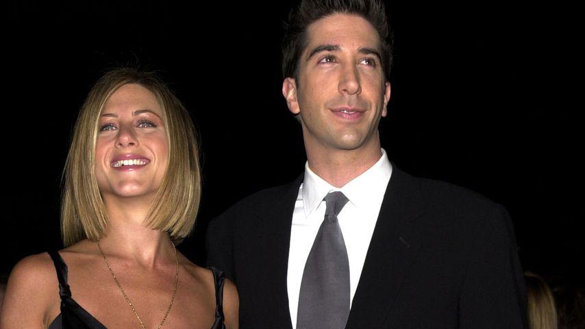 """Erste """"Friends""""-Staffel: Jennifer und David waren verknallt!"""