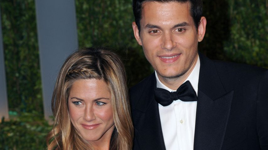 Jennifer Aniston und John Mayer