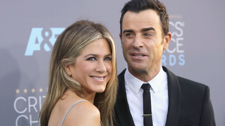 Jennifer Aniston und Justin Theroux bei den 21. Critics' Choice Awards 2016