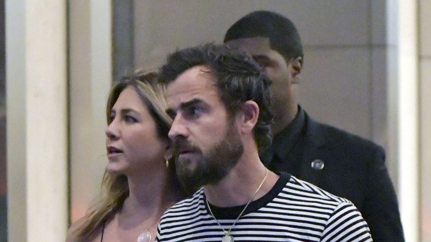 Anklage: Todes-Drama in Jennifer Anistons Flitterwochen!