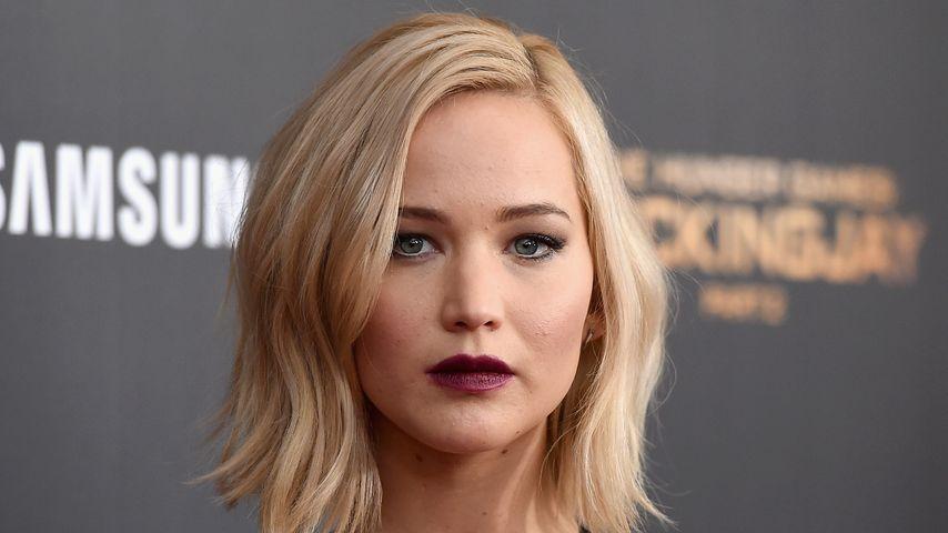 """Eine Ehre: Jennifer Lawrence ist """"Entertainerin des Jahres"""""""