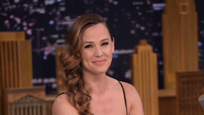 "Jennifer Garner in der ""The Tonight Show Starring Jimmy Fallon"" 2016"