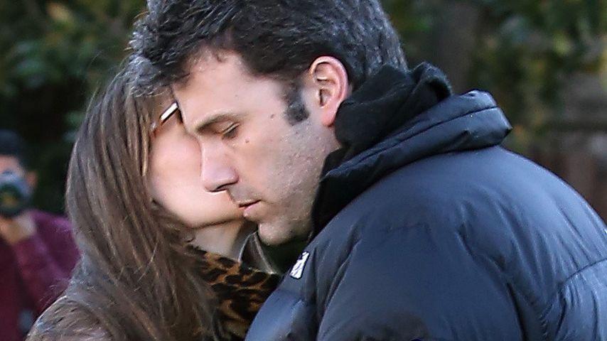Jen Garner & Ben Affleck verliebt wie am 1. Tag