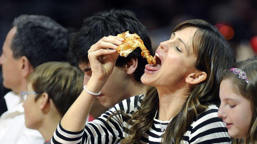 Nase voll von Size 0: Jen Garner pfeift auf Diät