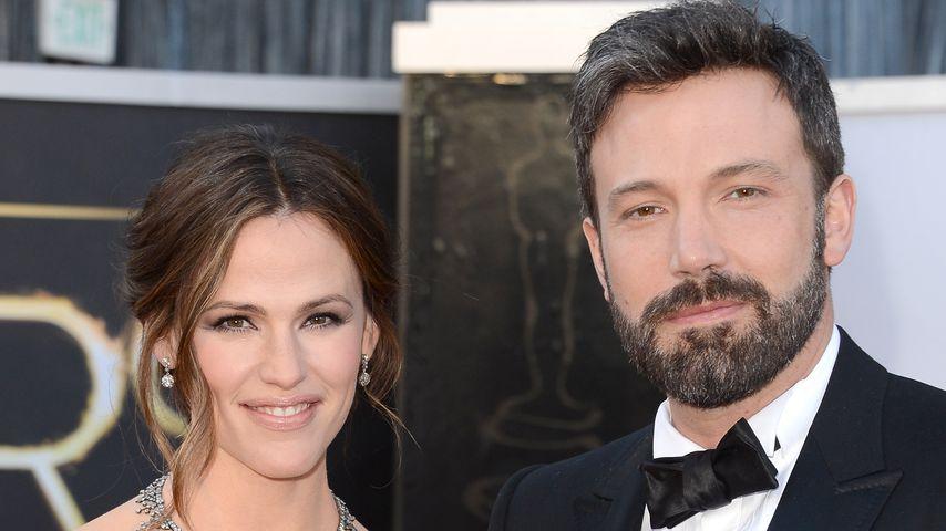 Jennifer Garner und Ben Affleck bei der Oscar-Verleihung 2013