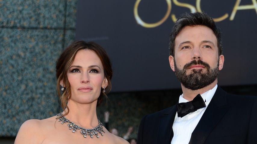 Jen Garner & Ben Affleck: Zweisamkeit für Liebes-Comeback