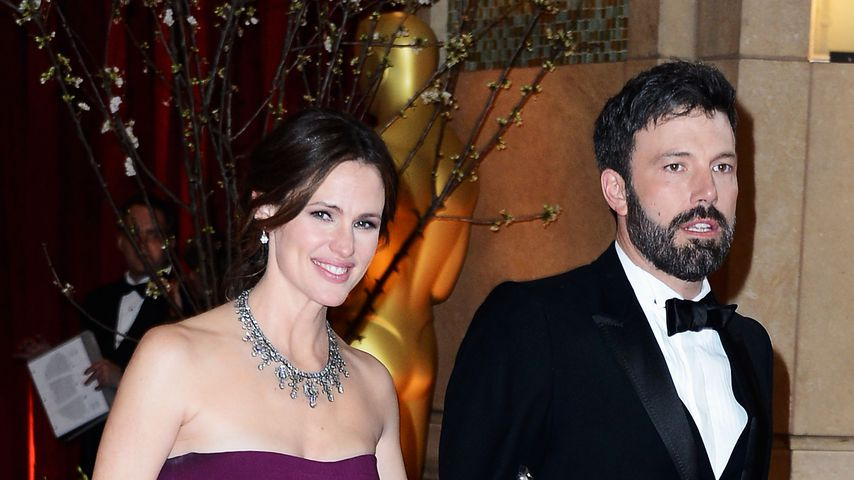 Jennifer Garner und Ben Affleck im Jahr 2013