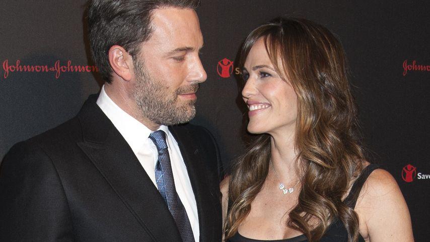 Indiz für 2. Liebes-Chance: Ben Affleck lobt Jennifer Garner