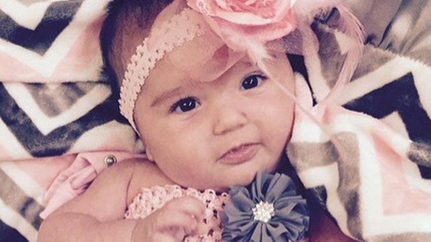 Rosa Ballerina! Welches süße Baby trägt hier Tutu?