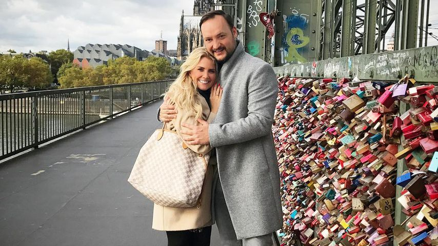 Jennifer Knäble und Felix Moese in Köln