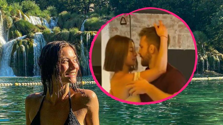 """""""Wie Sex"""": Jenny Lange begeistert Fans mit Erotik-Tanz-Clip"""