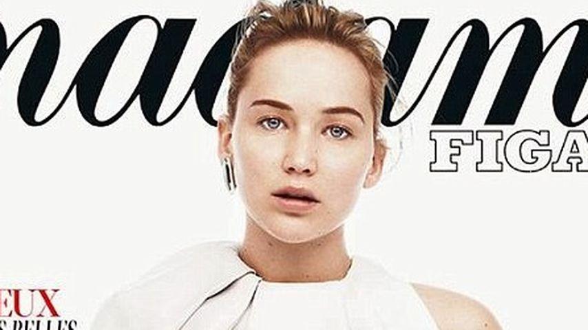 Jennifer Lawrence: Medikamente gegen Sozial-Phobie