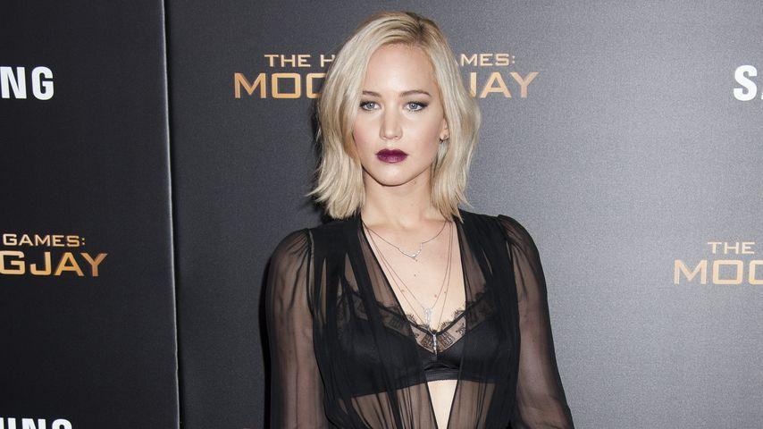 Jennifer Lawrences Arschl*ch-Radar bei Freunden ist perfekt