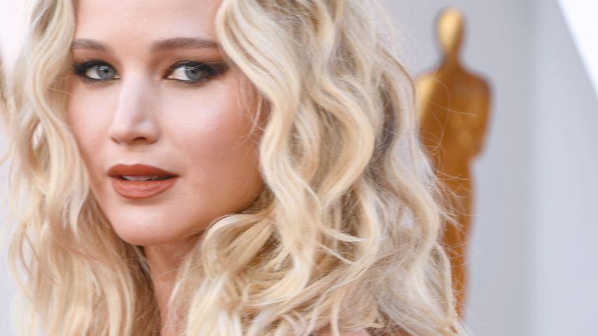 Jennifer Lawrence bei den Oscars in Hollywood im März 2018