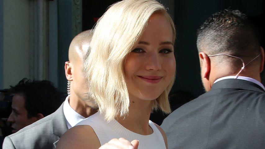 Langer Kampf: Jennifer Lawrence endlich happy mit ihrem Ruhm