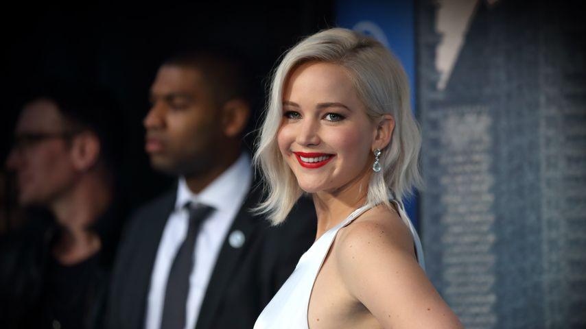 Neuer Stolperer: Jennifer Lawrence bleibt ein Tollpatsch