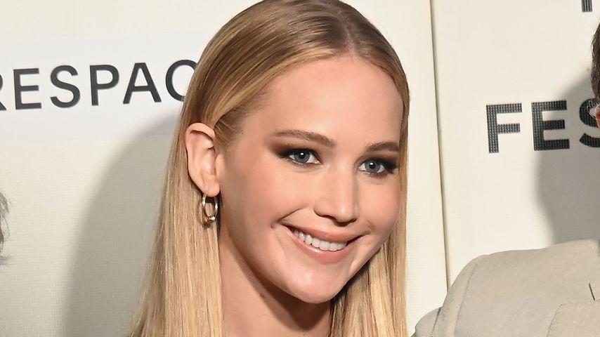 "Jennifer Lawrence, ""X-Men""-Darstellerin"