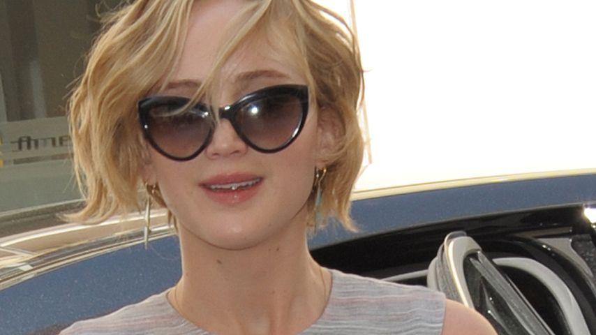 War Jennifer Lawrence zu erfolgreich für ihren Ex?