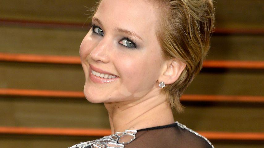 Kein Witz: Jennifer Lawrence singt in den Charts!
