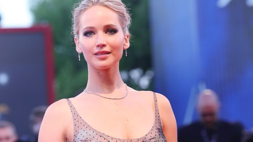 "Jennifer Lawrence bei der Weltpremiere von ""Mother!"" in Venedig"