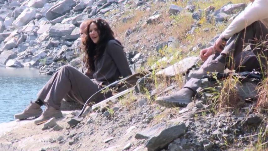 Hunger Games-Horror: Tränen bei Jennifer Lawrence!
