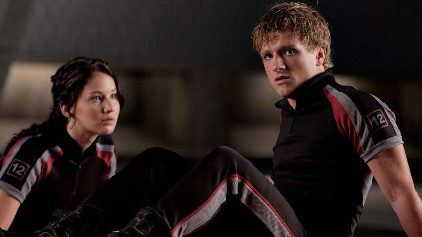 Hunger Games, Jennifer Lawrence und Josh Hutcherson