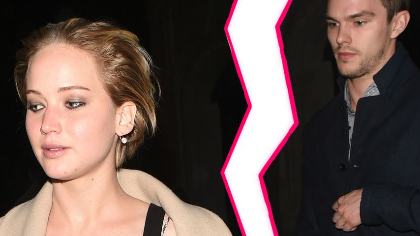 Bestätigt: Jennifer Lawrence & Nicholas getrennt!