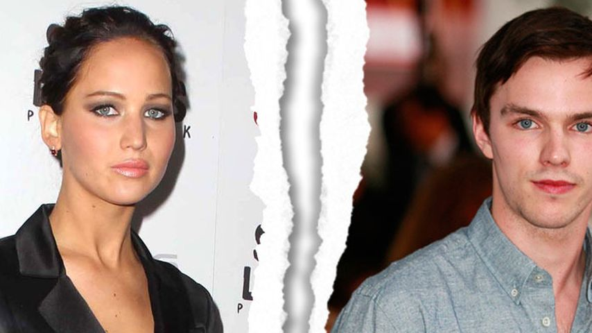 Jennifer Lawrence: Trennung von Nicholas Hoult!