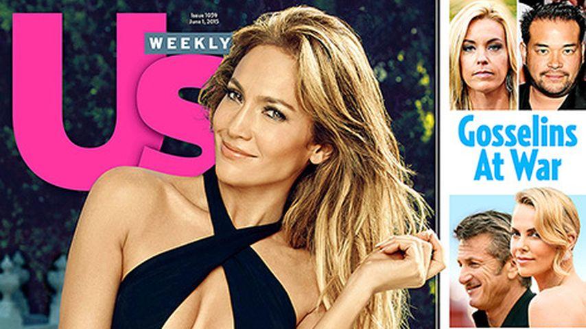 Wow! Knackige Jennifer Lopez ziert US-Magazin-Cover