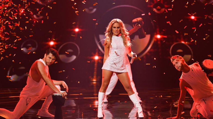 """Jennifer Lopez"" bei ""Big Performance"""