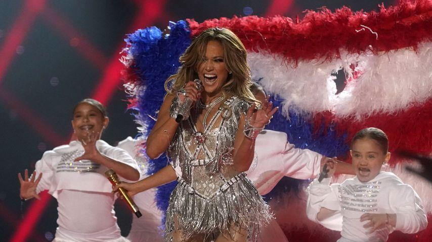 Jennifer Lopez im Februar 2020 in Miami