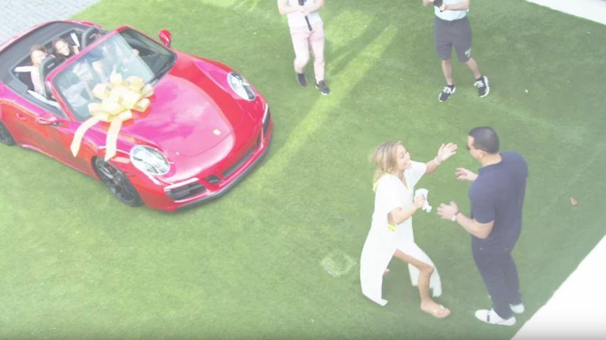 25 Jahre nicht gefahren: J.Lo bekommt Porsche zum Geburtstag