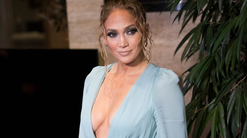 Jennifer Lopez im Januar 2020